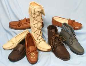 Moccasins - Boots, Slippers, Casual Shoes