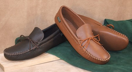 moccasins handcrafted by American Craftsmen