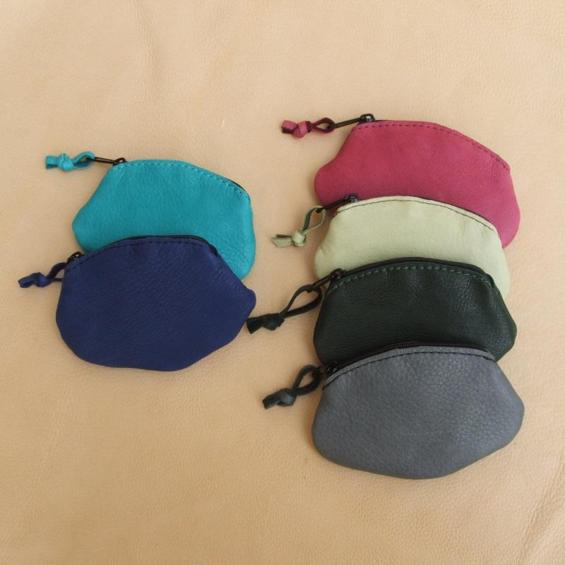 Oval Coinpurses - various colors